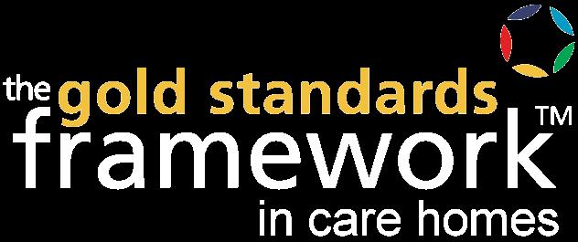 Gold Standards Framework Award Logo