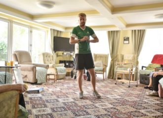 Grosvenor House Care Home | Team bonding