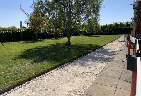 Grosvenor garden