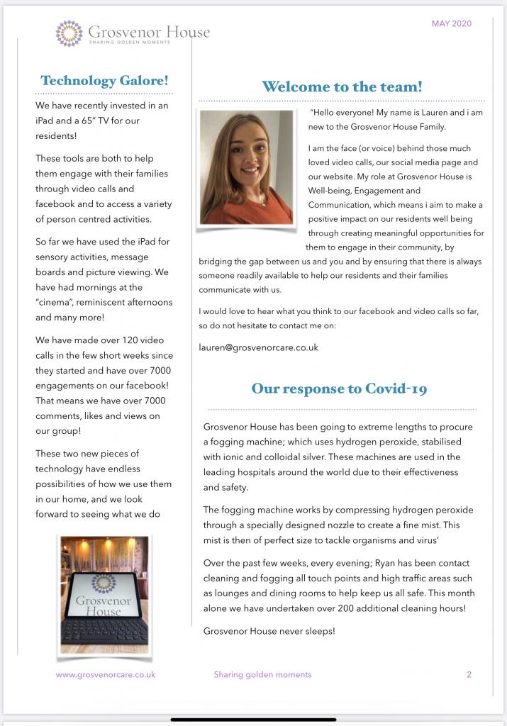 Care Home Gainsborough | Grosvenor Care