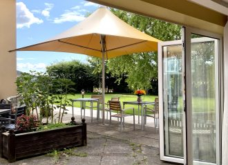 Care Home Outdoors | Grosvenor Care