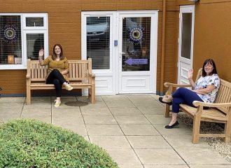 Socially Distant Care Home | Grosvenor House